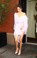 KENDALL JENNER Heading to 2018 CFDA Fashion Awards in New York 06/05/2018
