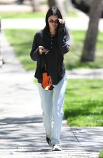 KENDALL JENNER out and About in Los Angeles 06/01/2018