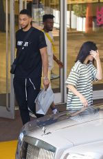 KENDALL JENNER Out in Beverly Hills 06/28/2018