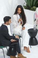 KIM KARDASHIAN and KRIS JENNER at Interview at BOF West in Beverly Hills 06/18/2018
