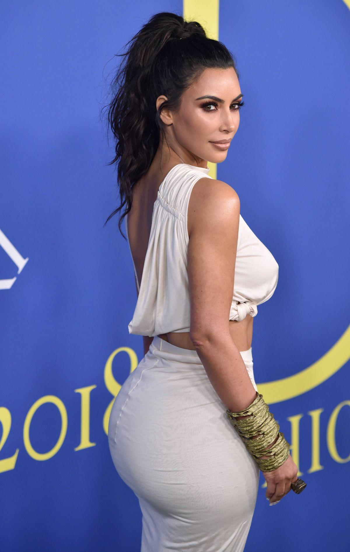 Kim Kardashian Sports Sheer Halter Top Ahead of 'Tonight ...   Kim Kardashian