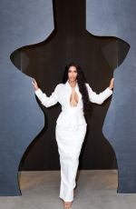 KIM KARDASHIAN at Her KKW Beauty and Fragrance Pop-up Opening at Westfield Century City 06/18/2018