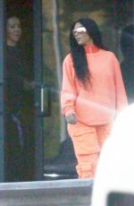 KIM KARDASHIAN Out and About in Calabasas 06/11/2018