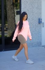 KIM KARDASHIAN Out in Calabasas 06/18/2018