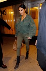 KIMA KARDASHIAN Out and About in New York 06/07/2018