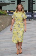 KIMBERLEY WALSH at ITV Studios in London 06/16/2018
