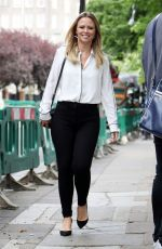 KIMBERLEY WALSH Out and About in London 06/18/2018