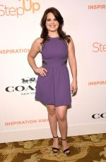 KIMBERLY J. BROWN at Step Up Inspiration Awards 2018 in Los Angeles 06/01/2018