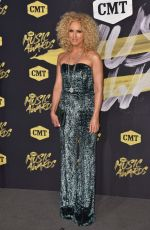 KIMBERLY SCHLAPMAN at CMT Music Awards 2018 in Nashville 06/06/2018