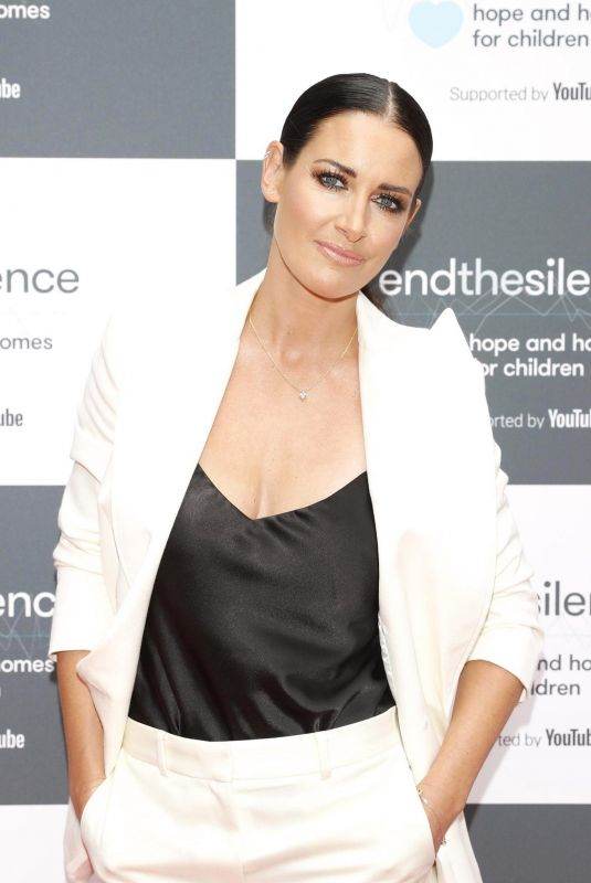 KIRSTY GALLACHER at End the Silence Charity Gala in London 06/13/2018