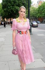 KITTY SPENCER at Victoria and Albert Museum Summer Party in London 06/13/2018