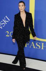 KOURTNEY KARDASHIAN at CFDA Fashion Awards in New York 06/05/2018