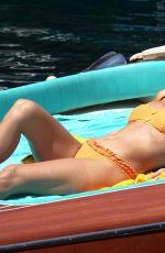 KOURTNEY KARDASHIAN in Bikini on Vacation in Capri 06/22/2018