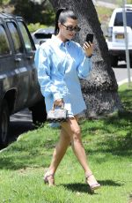 KOURTNEY KARDASHIAN Out in Los Angeles 06/02/2018