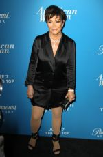 KRIS JENNER at American Woman Premiere Party in Los Angeles 05/31/2018