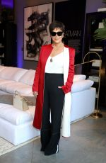 KRIS JENNER at Restoration Hardware x General Public Launch in Los Angeles 06/27/2018