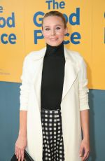 KRISTEN BELL at The Good Place FYC Screening in Los Angeles 06/19/2018
