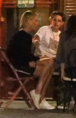 KRISTEN STEWART and CHARLIZE THERON Out for Coffee in Los Feliz 06/13/2018