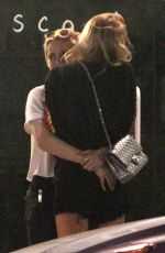 KRISTEN STEWART and STELLA MAXWELL Out for Dinner in Silver Lake 06/25/2018