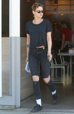 KRISTEN STEWART and STELLA MAXWELL Shopping in Silver Lake 06/08/2018