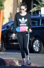 KRISTEN STEWART Out and About in Los Angeles 05/31/2018