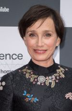 KRISTIN SCOTT THOMAS at End the Silence Charity Gala in London 06/13/2018
