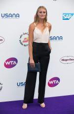KRISTINA MLADENOVIC at WTA Tennis on the Thames Evening Reception in London 06/28/2018
