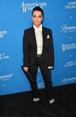 KYLE RICHARDS at American Woman Premiere Party in Los Angeles 05/31/2018