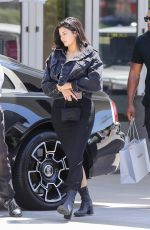 KYLIE JENNER Out in Calabasas 06/23/2018
