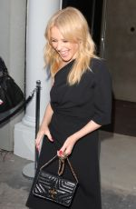 KYLIE MINOGUE at Stella McCartney Store on Bond Street in London 06/12/2018
