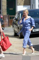 KYLIE MINOGUE Out in London 06/06/2018