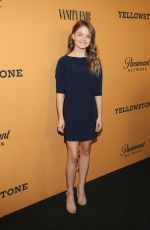 KYLIE ROGERS at Yellowstone Show Premiere in Los Angeles 06/11/2018