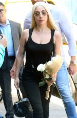LADY GAGA All in Blacki Out in New York 06/26/2018