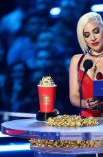 LADY GAGA at 2018 MTV Movie and TV Awards in Santa Monica 06/16/2018
