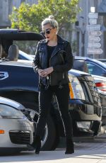 LADY GAGA Out and About in Malibu 06/01/2018