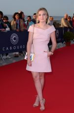 LAETETIA CLEMENT at 32nd Cabourg Film Festival 06/15/2018
