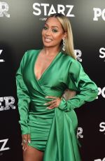 LALA ANTHONY at Power Season 5 Premiere in New York 06/28/2018