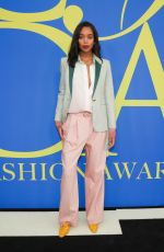 LAURA HARRIER at CFDA Fashion Awards in New York 06/05/2018