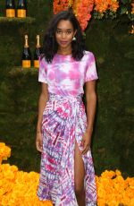 LAURA HARRIER at Veuve Clicquot Polo Classic 2018 in New Jersey 06/02/2018