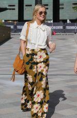 LAURA WHITMORE at ITV Studios in London 06/21/2018