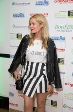 LAURA WHITMORE The London Irish Center Gala in Camden