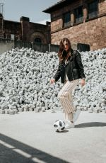 LAURA WONTORRA for Hublot Fifa World Cup 2018