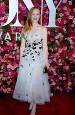 LAUREN AMBROSE at 2018 Tony Awards in New York 06/10/2018