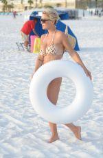 LAUREN HUBBARD in Bikini at Clearwater Beach 06/18/2018