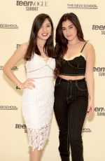 LAUREN JAUREGUI at Teen Vogue Summit 2018: #turnup in New York 06/02/2018