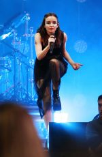 LAUREN MAYBERRY and Chvrches Performs at NXNE 2018 Festival in Toronto 06/16/2018