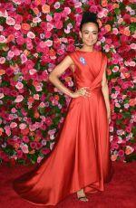 LAUREN RIDLOFF at 2018 Tony Awards in New York 06/10/2018