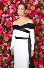 LAURIE METCALF at 2018 Tony Awards in New York 06/10/2018