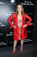 LEA THOMPSON at The Year of Spectacular Men Premiere in New York 06/13/2018