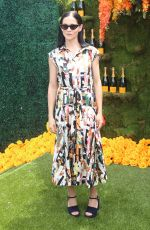LEIGH LEZARK at Veuve Clicquot Polo Classic 2018 in New Jersey 06/02/2018